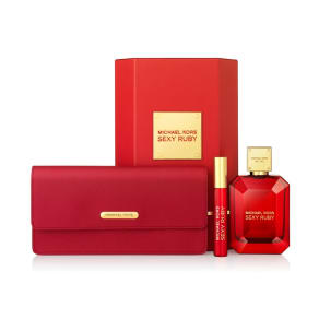 Michael Kors 'Sexy Ruby' Deluxe Fragrance Gift Set