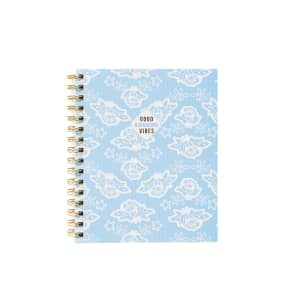 Typo - A5 Campus Notebook - 240 Pages - Lace Amazing Vibes