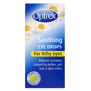 Optrex Itchy Eye Drops - 10ml