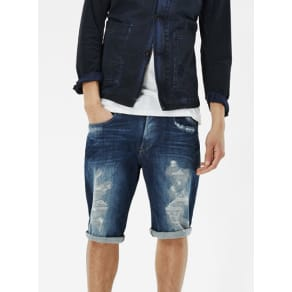 e92f386a7d5 3301 Tapered 1/2 Length Shorts. G-Star Raw