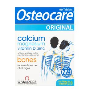 Vitabiotics Osteocare 90 Tablets - 90Tablets
