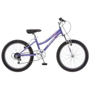 "Pacific 201133pd 20"" Girl's Tide Mountain Bike, Purple"