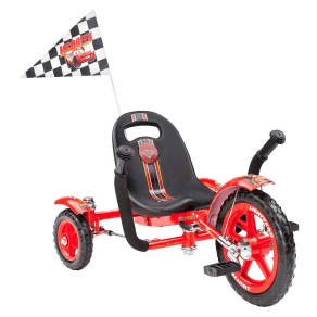 Mobo Tot Disney Cars Three Wheeled Cruiser Tricycle - Red