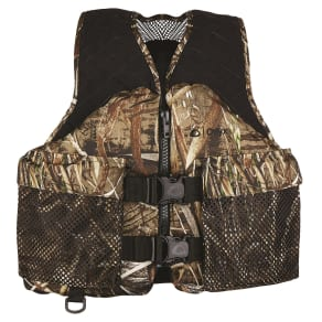 Onyx Outdoor Mesh Shooting Sport Vest-Max5-2xl, Multi-Color