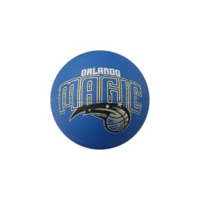 Nba Spalding Orlando Magic Mini Ball Size 3 Rubber Basketball