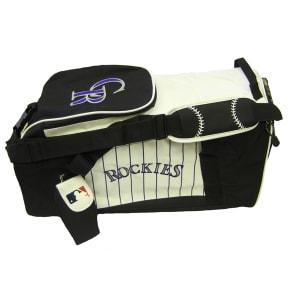 Uspa Accessories Llc Mlb Gym Bag-Rockies