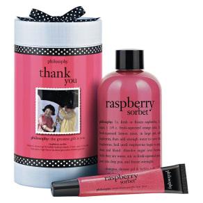 Philosophy Thank You Raspberry Sorbet Gift Set