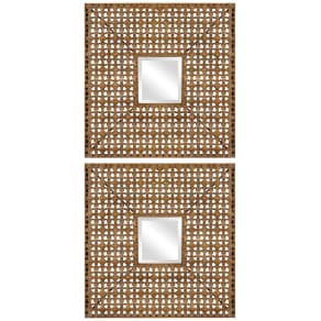 Uttermost Adelina Mirrors, Set of 2