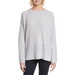 Women's Theory Cinch Sleeve Cashmere Sweater