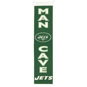 Winning Streak New York Jets Man Cave Banner