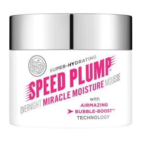 Soap & Glory Speed Plump Overnight Moisture Mousse