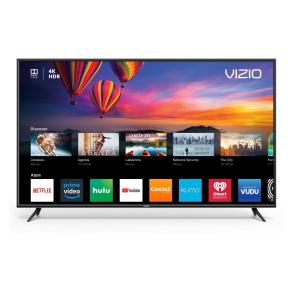 """Vizio E-Series 55"""" Class (54.5"""" Diag.) 4k Hdr Smart Tv, Black"""