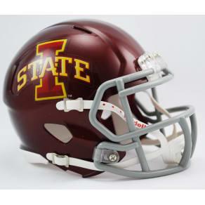 Riddell Iowa State Speed Mini Helmet