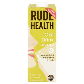 Rude Health Organic Oat Drink 1 Litre - 1000ml