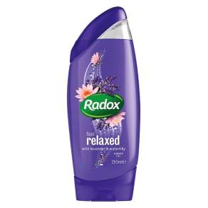 Radox Feel Relaxed Shower Gel 250ml