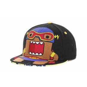 Domo Domo Super-Hero Snapback Cap