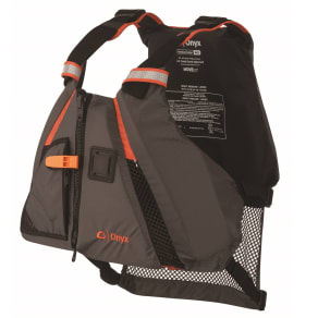 Onyx Outdoor Movevent Dynamic Vest-Orange Xl/2xl, Orange