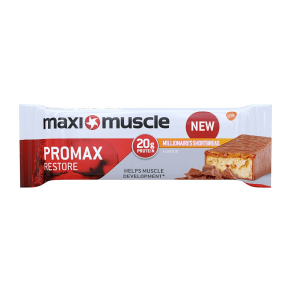 Maximuscle Promax Bar - Millionaire Shortbread 60g