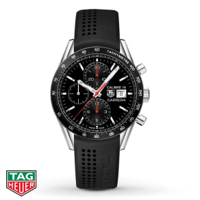 Tag Heuer Men's Watch Carrera Chronograph cv201ak.ft6040- Men's Watches