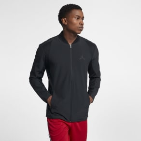 Jordan Ultimate Flight Men's Basketball Jacket - Black