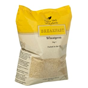 Neals Yard Wholefoods Natural Wheatgerm 1kg - 1000g
