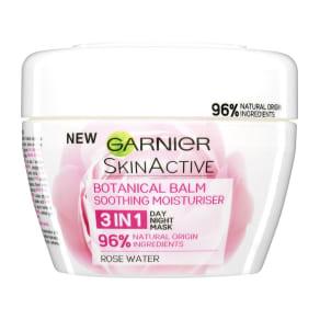 Garnier Natural 3 in 1 Soothing Rose Botanical Balm 140ml