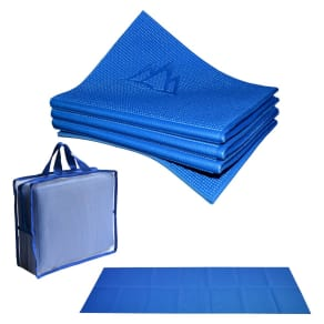 Khataland Yofomat Extra Long Yoga Mat - Royal Blue (4mm)