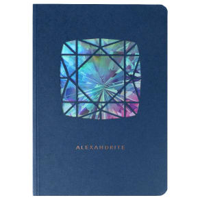 Portico Birthstone Collection A6 Notebook