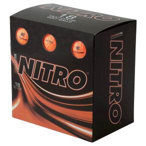 Sports Balls Nitro Golf 18 Ea Orange