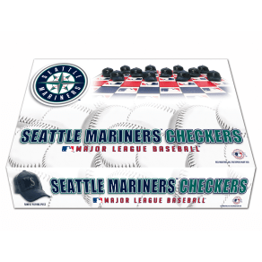 Rico Seattle Mariners Checker Set