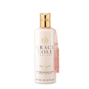 Grace Cole Vanilla Blush & Peony Body Lotion 300ml, Pink