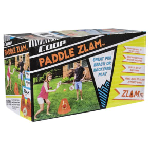 Coop Paddle Zlam, Target Toss Set