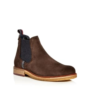 Ted Baker Men's Bronzo Suede Chelsea Boots. Bloomingdale's
