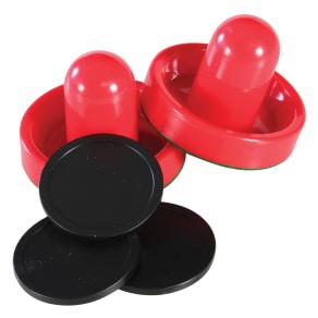 Redline Hockey Puck 3pk