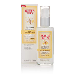 Burts Bees Skin Nourishment Day Lotion Spf15 56.6g