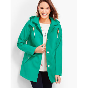 Talbots Women's the Classic Raincoat
