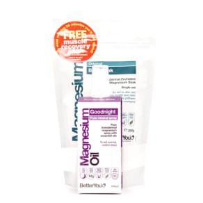 Betteryou Goodnight Spray & Magnesium Flakes 150g - 150g