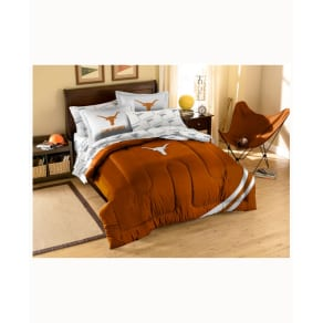Texas Longhorns Full Bed Set