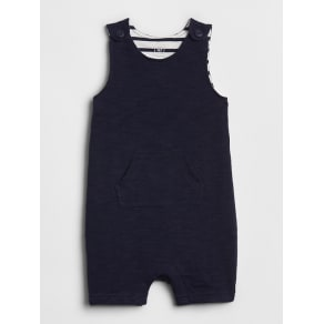 Gap Baby Kanga Shorty One-Piece Dark Night Size 6-12 M