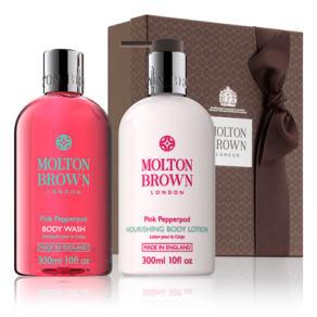 Pink Pepperpod Shower Gel & Lotion Gift Set