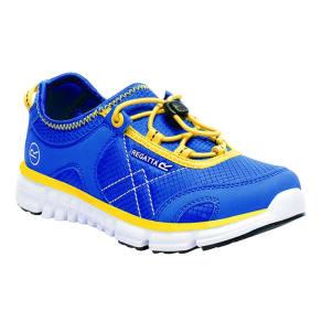 Regatta Kids Blue Platipus Junior Shoes