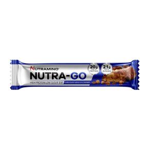 Nutramino Nutra-Go Bar - Chocolate Vanilla & Caramel