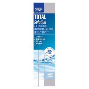 Boots Total Solution (1 Months Supply) - 250 Ml