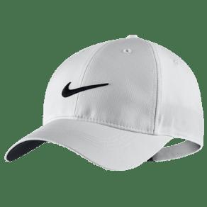 Nike Legacy 91 Tech Cap - Mens - White/Black