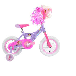 Huffy Disney Princess Cruiser Bike 12 - Purple