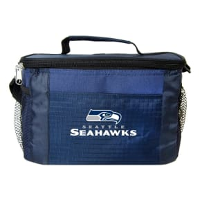 Nfl Seattle Seahawks 6-Can Cooler Bag