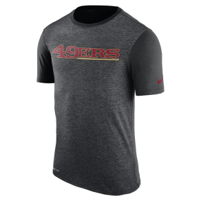Nike Dry Color Dip (Nfl 49ers) Men's T-Shirt