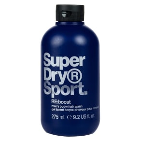 Superdry Sport Re:boost Hair & Body Wash 275ml