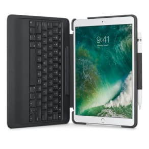 Logitech Slim Combo with detachable keyboard for 10.5-inch iPad Pro - Black