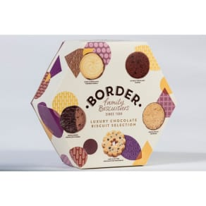 Border Biscuits Classic Chocolate Selection